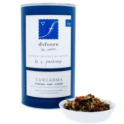 difiore tea creation  Curcarma  Fruechtetee Bio-T530-Bild1
